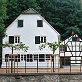 Kaffee in Papiermühle Alte Dombach