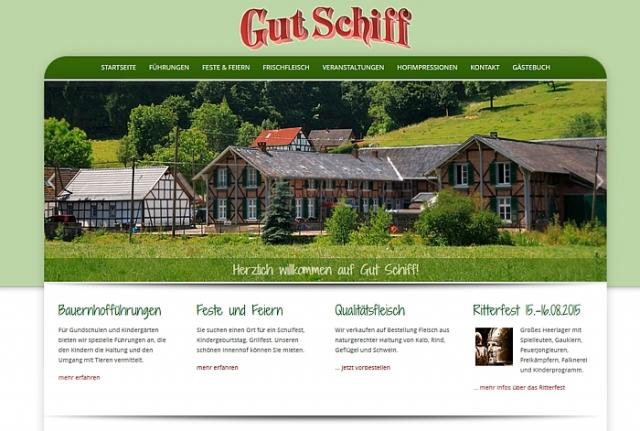 Gut Schiff Herrenstrunden Bergisch Gladbach made by ImageCreation
