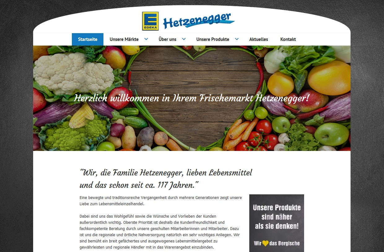 Edeka Hetzenegger, Moitzfeld, Bensberg, Herkenrath, Bergisch Gladbach made by ImageCreation