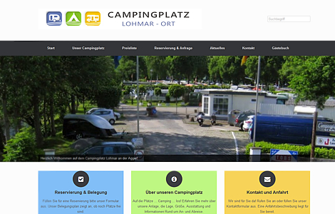Campingplatz Lohmar Belegungsplan made by Imagecreation