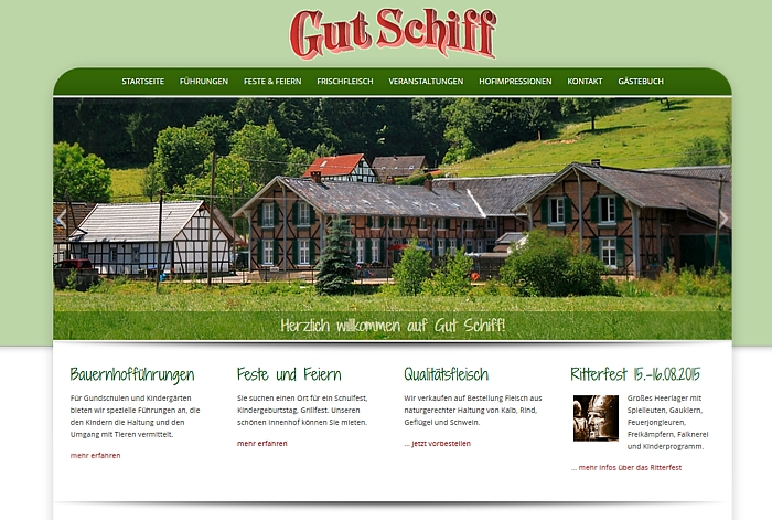 Gut Schiff Herrenstrunden Bergisch Gladbach made by ImageCreation